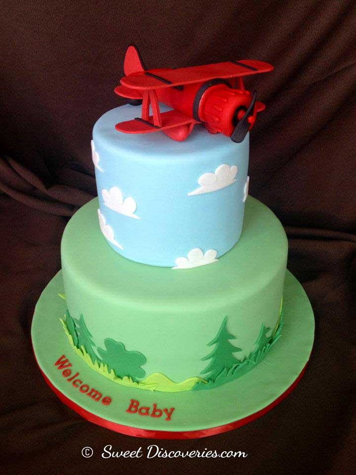 Images Of Plane Cake : Airplane Cake Sweet Discoveries