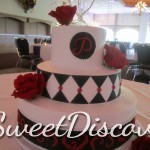 Alice in Wonderland Wedding 1