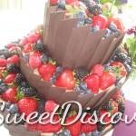 Leeza's Wedding Cake