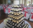 Cara's Wedding Cupcake Tower