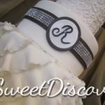 Jen Rufles Wedding Cake 3