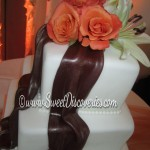 Michelle's Wedding Cake