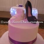 Selva's Wedding Cake