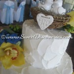 Textured Cake