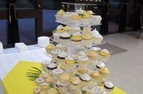 Calla Lily Music Cupcakes
