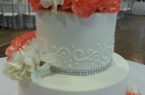 Angela's Wedding Cake