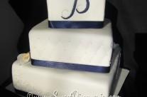 Becky's Wedding Cake