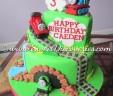 Caeden's Thomas Cake