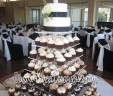 Christy's Wedding Cupcake Tower