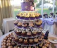 Emilie's Wedding Cupcake Tower