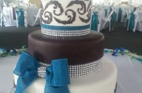 Heather's Weding Cake