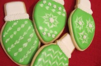 Holiday Lights Cookies