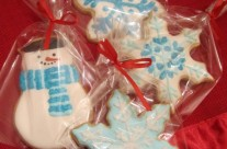 Holiday Snow Cookies