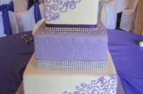 Trisha's Wedding Cake