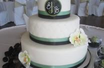 Emily's Wedding Cake