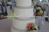 Kiera's Wedding Cake