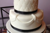 Kim's Wedding Cake