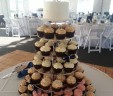 Kristen's Wedding Cupcake Tower