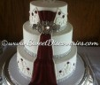Nicole's Wedding Cake