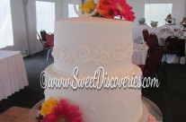 Sara's Wedding Cake