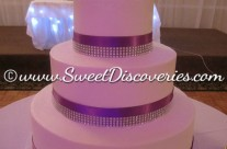 Selva's Wedding Cake