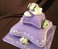 Daisy Pillow Cake